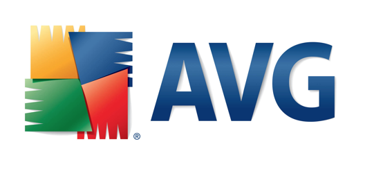 screenshot of the AVG Logo