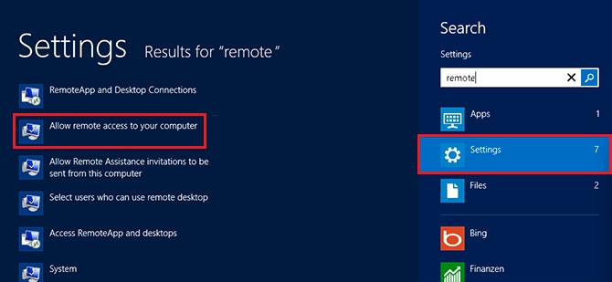 remote desktop connect to another computer windows 8 grok