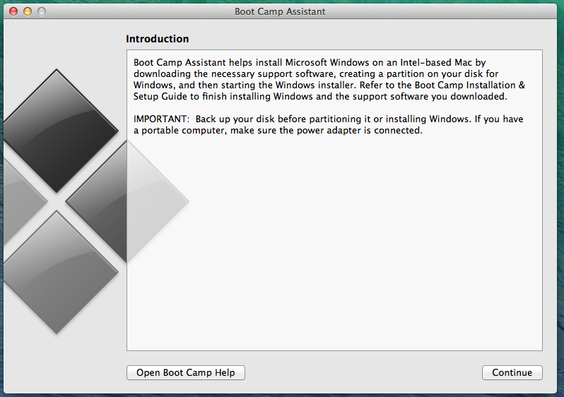 install this windows support software after installing windows