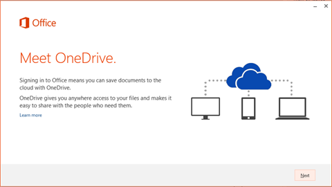 one drive information