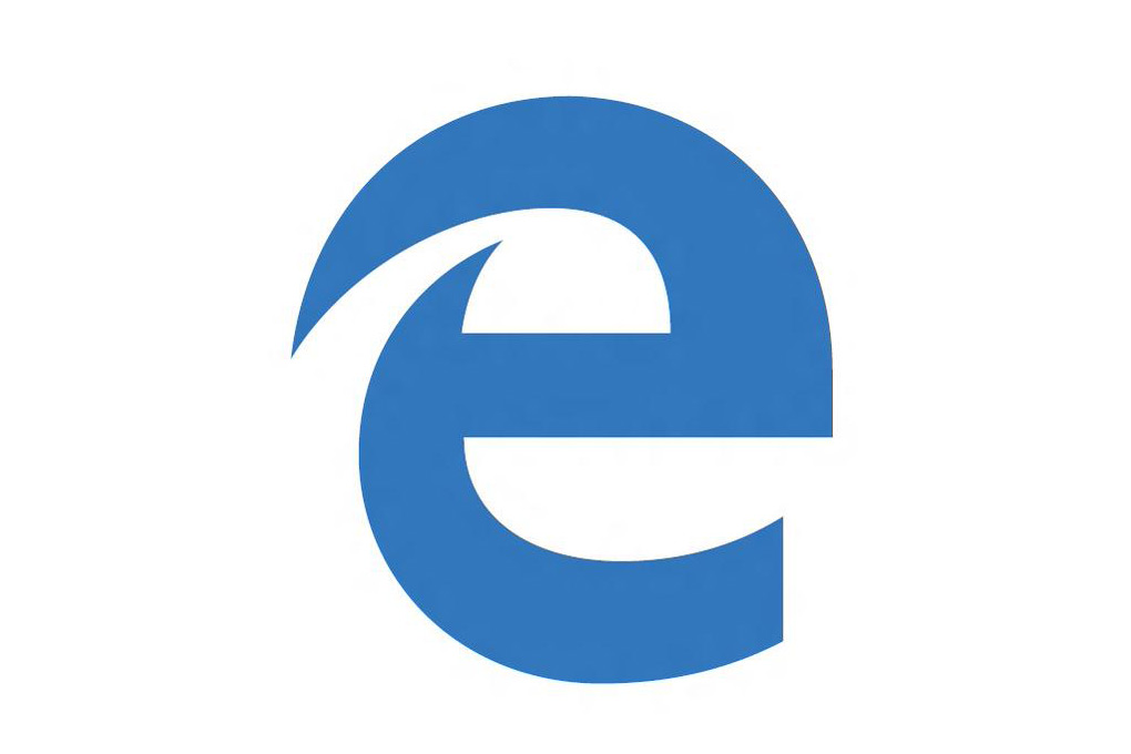 Screenshot of Microsoft Edge logo