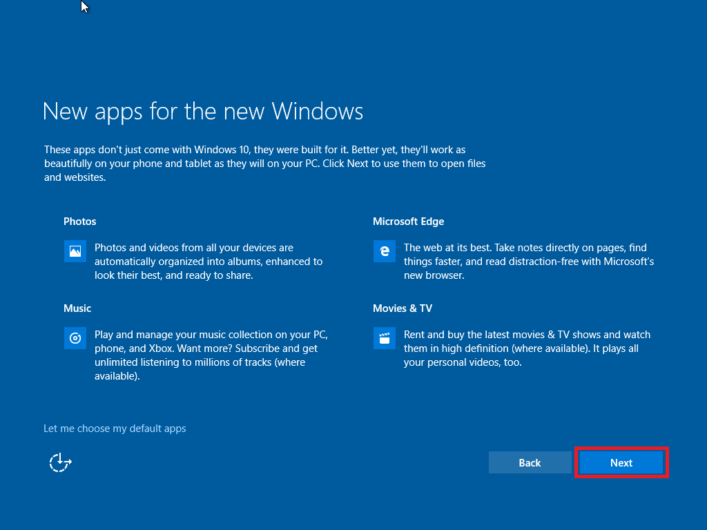 how to create a clean windows 10 installation