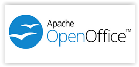 Apache open office logo