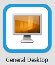 VMware View General Desktop