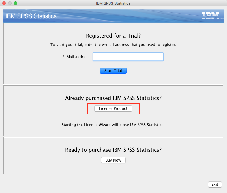 SPSS 24: Installation Instructions (Mac) - GROK Knowledge Base