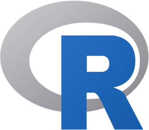 The R Project logo