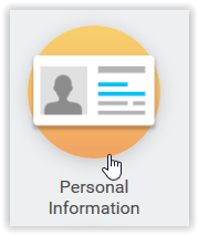 personal information worklet