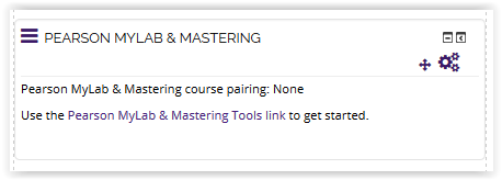Pearson MyLab & Mastering Tool link
