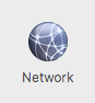 Network Settings window