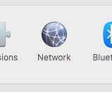 Network option