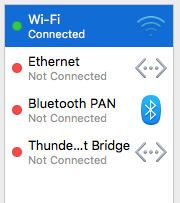 Wi-fi option