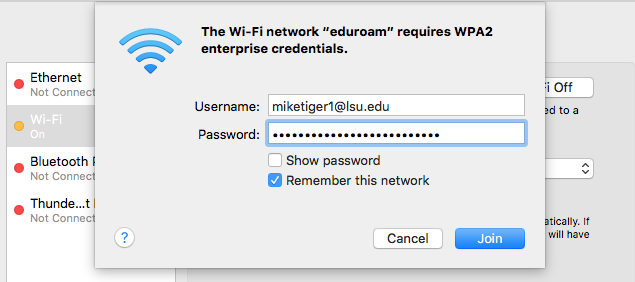 how to connect to eduroam qut