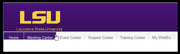 WebEx Meeting Center: Downloads - GROK Knowledge Base