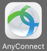 Anyconnect iOS app icon