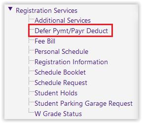 mylsu portal deferred payment payroll deduct grok knowledge base