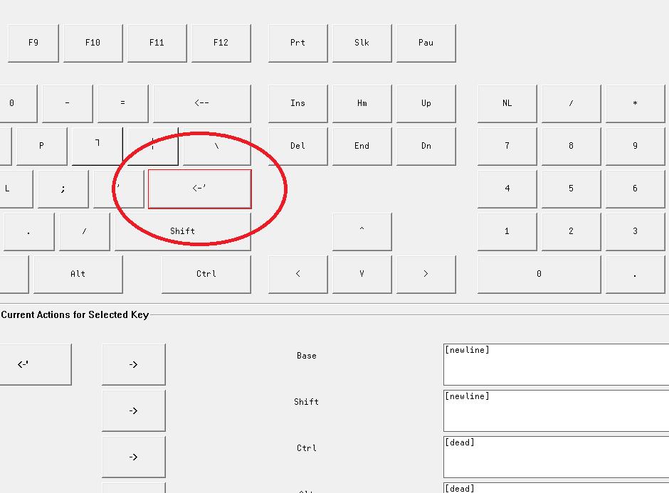 PCOMM Keyboard Configuration - GROK Knowledge Base