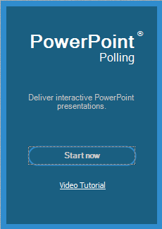 PowerPoint Polling Start Now