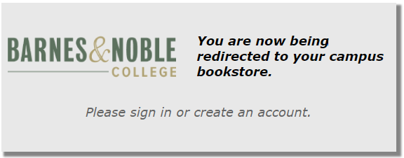 Barnes and Noble redirect